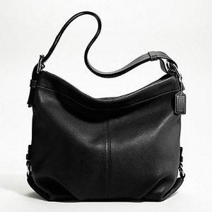 Coach Leather Duffle bag purse